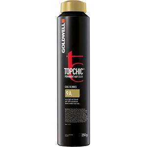 Goldwell Color Topchic The Blondes Permanent Hair Color 10V Blond Violet Pastel 250 ml