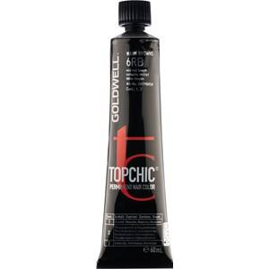 Goldwell Color Topchic The Reds Permanent Hair Color 4V Cyclamen 250 ml