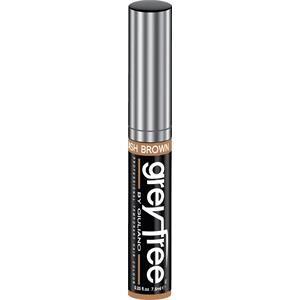 Greyfree Teinture Mascara pour cheveux blancs Brun cendré 7,50 ml