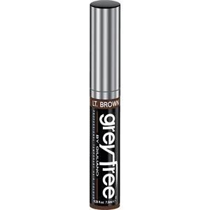 Greyfree Teinture Mascara pour cheveux blancs Marron Clair 7,50 ml