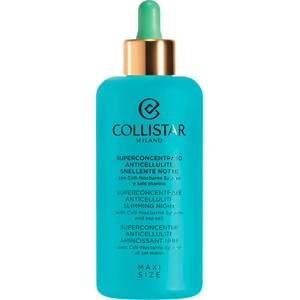 Collistar Soin du corps Anti-Cellulite Strategy Anticellulite Slimming Superconcentrate Night 200 ml