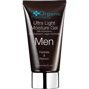 The Organic Pharmacy Skin care Men's care Men Ultra Light Moisture Gel 75 ml