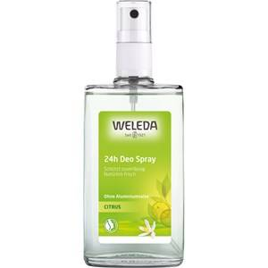 Weleda Body care Deodorants Citrus Deodorant 100 ml
