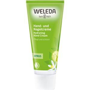 Weleda Body care Hand and foot care Citrus Hand and Nail Cream 50 ml