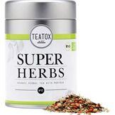Teatox Thé Super Herbs Super Herbs Tea 50 g