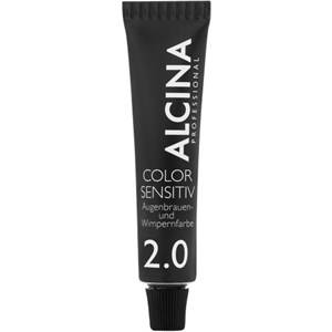 Alcina Make-up Eyes Coloration des cils et des sourcils Color Sensitiv N°3.0 Marron Foncé 17 ml
