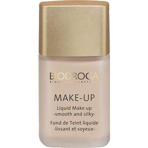 Biodroga Make-up Teint Anti-Age Liquid Make Up N°01 Silk Tan 30 ml