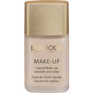 Biodroga Make-up Teint Anti-Age Liquid Make Up N°04 Bronze Tan 30 ml