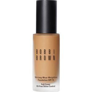 Bobbi Brown Makeup Foundation Skin Long-Wear Weightless Foundation SPF 15 N°21 Natural Tan 30 ml