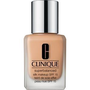 Clinique Make-up Foundation Superbalanced Silk Makeup SPF 15 No. 01 Silk Porcelain 30 ml