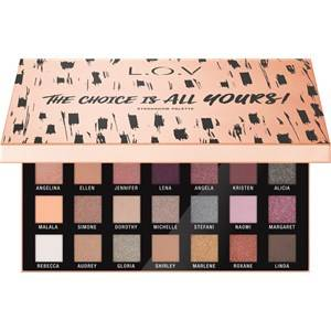 L.O.V Make-up Yeux The Choice Is All Yours! Eyeshadow Palette 56 g