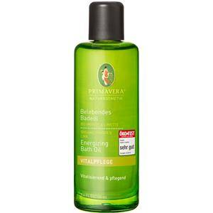 Primavera Cosmétique naturelle Energizing gimgembre citron vert Huile de bain gingembre citron vert 100 ml