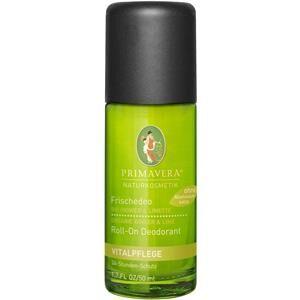 Primavera Cosmétique naturelle Energizing gimgembre citron vert Déo frais Gingembre Citron vert 50 ml