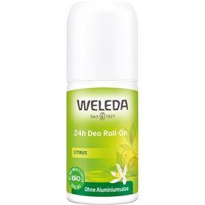 Weleda Body care Deodorants Citrus Deodorant Roll-On 24h 50 ml