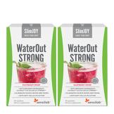 Sensilab WaterOut Strong - pour dégonfler et éliminer la rétention d'eau - 20 sachets