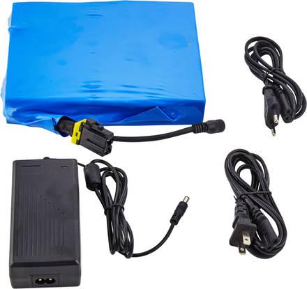 Scoprega BK Pb Kit de Batterie