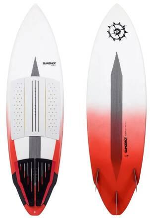 Slingshot Celero FR 2020 Kite Surfboard (Blanc)