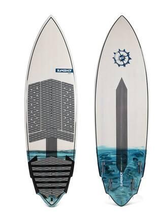 Slingshot Mixer 2019 Kite Surfboard