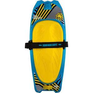 Radar Skis Radar Magic Carpet Kneeboard (Jaune) - Publicité