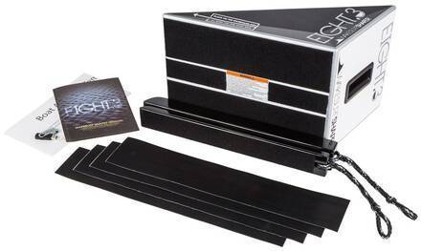 Ronix Original Concave Velcro Wa...