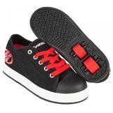 Heelys Chaussures à Roulettes Heelys Fresh X2 Noir/Rouge