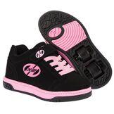 Heelys Chaussures à Roulettes Heelys X2 Dual Up Noir/Rose (Noir/Rose)
