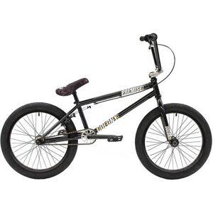 "Colony Velo BMX Freestyle Colony Premise 20"" 2021 (Gloss Black / Polished) - Publicité"