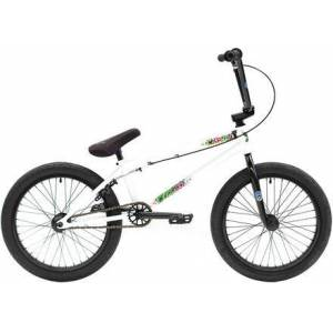 "Colony Velo BMX Freestyle Colony Sweet Tooth Freecoaster 20"" 2021 (Gloss White) - Publicité"