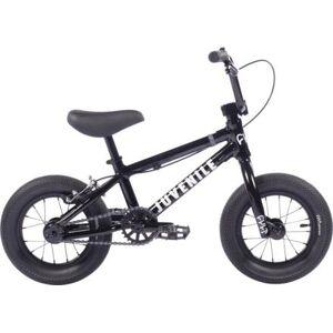 """Cult Juvi 12"""" 2021 BMX Bike Pour Enfants (Noir) - Publicité"""