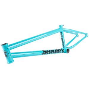 Sunday Bikes Cadre BMX Freestyle Sunday Park Ranger (Gloss Turquoise) - Publicité