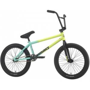 "Sunday Bikes Velo BMX Freestyle Sunday Street Sweeper 20"" 2021 (Left hand drive) - Publicité"