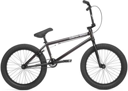 "Kink Velo BMX Freestyle Kink Gap XL 20"" 2020 (Gloss Trans Black)"