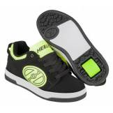 Heelys Chaussures à Roulettes Heelys Voyager Glow In The Foncé (Black/Bright Yellow G.i.d.)