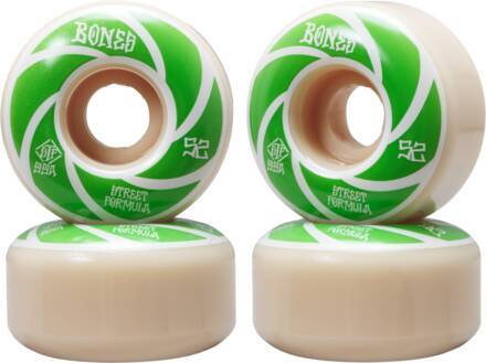 Bones Roues Skate Bones STF V1 Standard Pack de 4 (52mm - Patterns 99a)