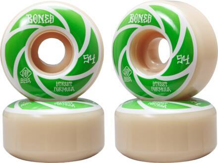 Bones Roues Skate Bones STF V1 Standard Pack de 4 (54mm - Patterns 99a)