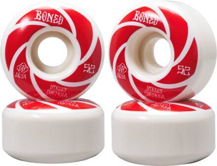 Bones Roues Skate Bones STF V1 Standard Pack de 4 (52mm - Patterns 103a)