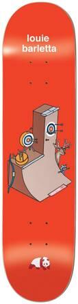 Enjoi Skateboard Deck Enjoi Go For The Gold (Louie Barletta)