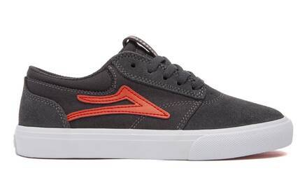 Lakai Kids Skate Shoes Lakai Griffin (Gris)