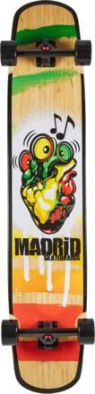 Madrid Longboard Complet Madrid Flash Freestyle (Reggae Rocker)