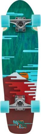 Mindless Cruiser Skate Complet Mindless Sunset (Bleu-vert)