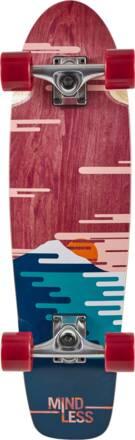 Mindless Cruiser Skate Complet Mindless Sunset (Burgundy)