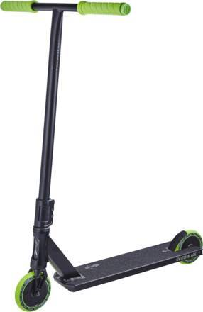 North Scooters Trottinette Freestyle North Switchblade 2020 (Black & Glow In The Dark)