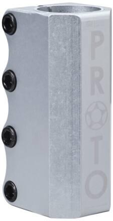 Proto Collier De Serrage Trottinette Proto Full Knuckle V2 SCS (Argent)