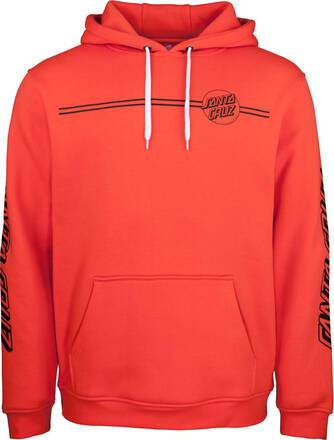 Santa Cruz Dot Sweat à capuche (Opus Dot / Hot Coral)