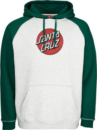 Santa Cruz Dot Sweat à capuche (Missing Dot / Evergreen)