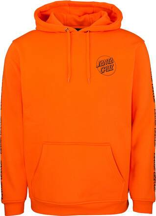 Santa Cruz Dot Sweat à capuche (Opus Dot Sleeve/Fluro Orange)