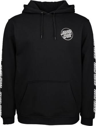 Santa Cruz Dot Sweat à capuche (Opus Dot Sleeve/Black)