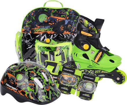 Tempish Racer Baby Rollers (Vert)