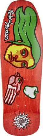 The New Deal Planche De Skate The New Deal Heat Transfer (Morrison Bird Hand)