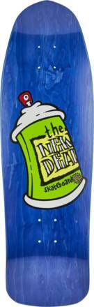 The New Deal Planche De Skate The New Deal Heat Transfer (Spray Can)